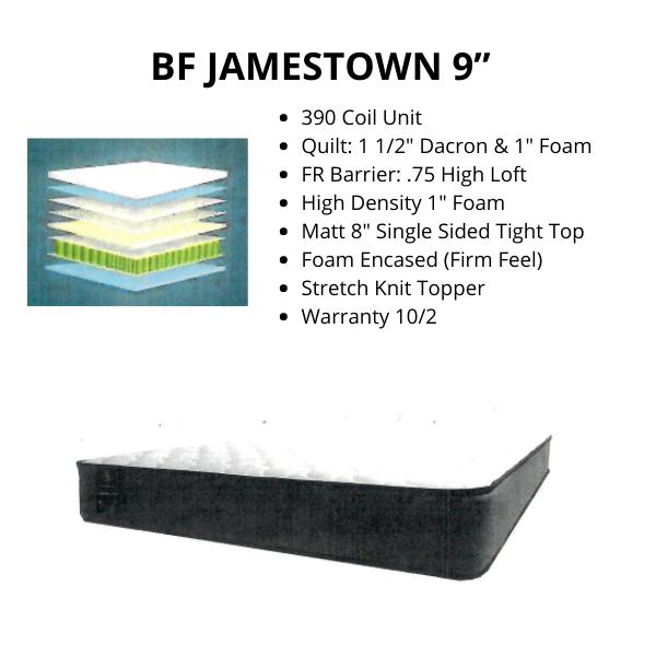 """BF JAMESTOWN 9"""""""