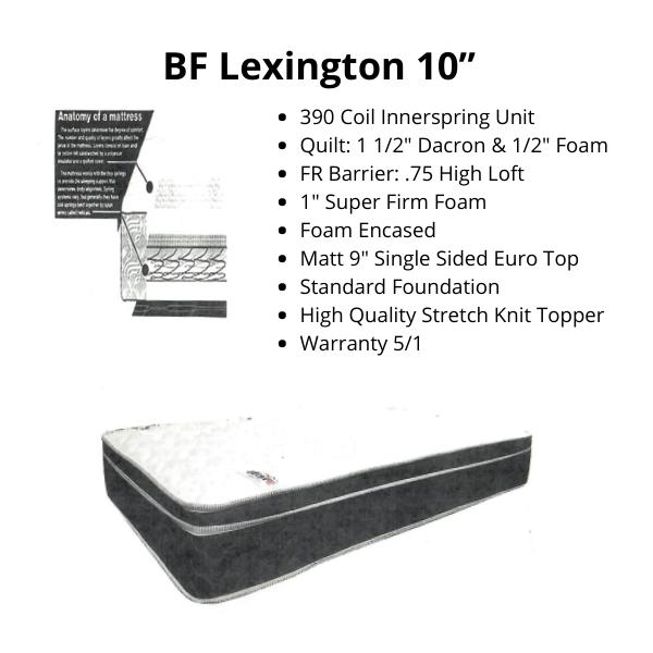 """BF Lexington 10"""""""