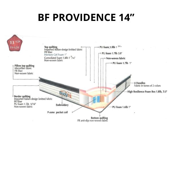 "BF PROVIDENCE 14"""