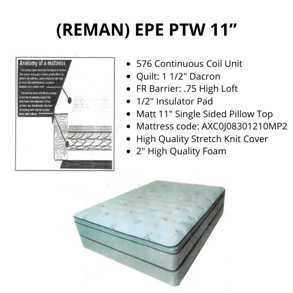 """(REMAN) EPE PTW 11"""" (1)"""